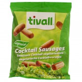Vegetarian Sausages Cocktail Frozen