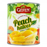 Peach halves in extra light syrup
