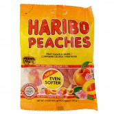 Candy Jelly Haribo Peach