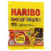 Candy Jelly Haribo ABC