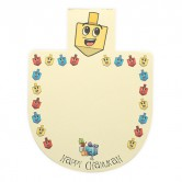 Chanukah Toy Notepad Magnetic