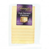 Cheese Slices  Cheddar Oak Smoked