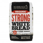Flour Marriage's Strong White Bread Organic