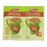 Instant Soup Tomato Croutons
