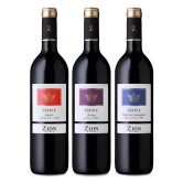 Zion Estate Red Collection Pack