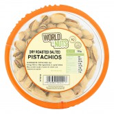 Nuts Pistachios Dry Roasted Salted