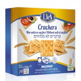 Crackers Without Salt at Surface