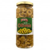 Olives Green Manzanillo Sliced