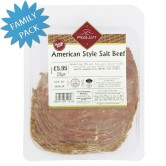 Cold Cut Beef Salt American Style Family Pack