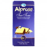 Chocolate Tablet Milk Two Tone