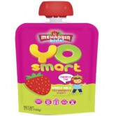Yoghurt Squeezable Strawberry