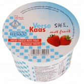 Cheese Soft Strawberry flavor