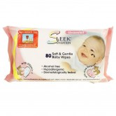 Baby Wipes Unscented
