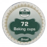 Baking Cups Disposable Small