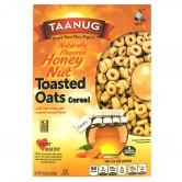 Cereal Oats Toasted Honey