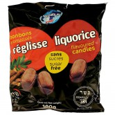 Candy Hard Sugar Free Liquorice