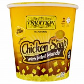 Instant Soup - Chicken Flavor with Mini Mandel