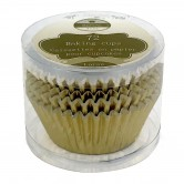 Baking Cups Disposable Large Gold