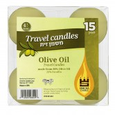 Candles Tealights for Travel