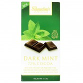 Chocolate Tablet Mint 72%