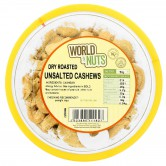 Nuts Cashews Dry Roasted Unsalted