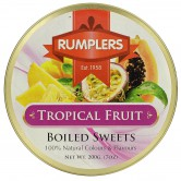Candy Hard Boiled Tropical fruit