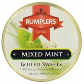 Boiled sweets - Mixed mint