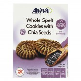 Cookies Spelt with Chia Seeds