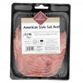 Cold Cut Beef Salt American Style