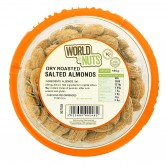 Nuts Almonds Dry Roasted Salted