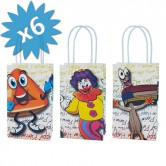 Purim Treat Bags Paper