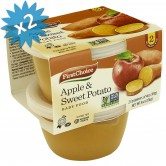 Baby Food Apple Sweet Potato