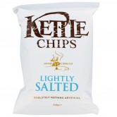 Potato Chips Kettle Cooked Lightly Salted