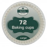 Baking Cups Disposable Large