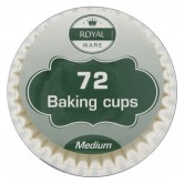 Baking Cups Disposable Medium
