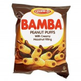 Bamba Peanut Snack With Hazelnut Filling