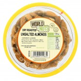 Nuts Almonds Dry Roasted Unsalted