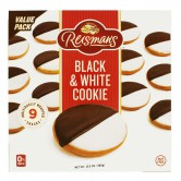 Cookies Black & White Individually Wrapped