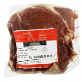 Beef Shoulder Macreuse Frozen Weight Between 1.2 - 1.4kg