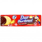 Duo Shortbread - Dark Chocolate