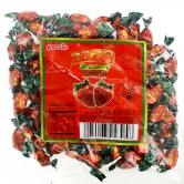 Strawberry Flavored Hard Filled Candy