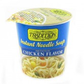 Instant Soup Noodles - chicken flavored