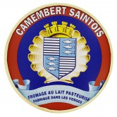 Cheese French Camemebert Saintos
