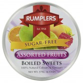 Candy Hard Sugar Free Assorted Fruit
