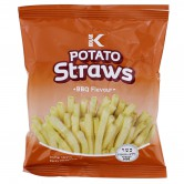 Potato Snack Straws BBQ