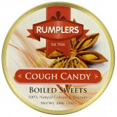 Boiled sweets - Cough candy