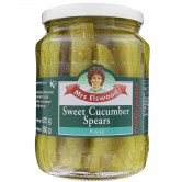 Pickles Spears Sweet