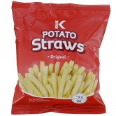 Potato Snack Straws Original