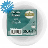 Plates Compote Disposable