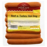 Sausages Beef & Turkey Hot Dogs